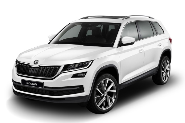 Skoda Kodiaq wheels and tires specs icon