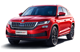 Skoda Kodiaq GT wheels and tires specs icon