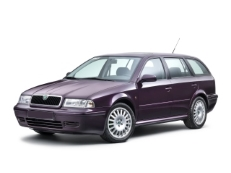 Skoda Octavia Tour 1U Estate