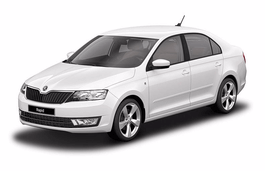 Skoda Rapid NH Berline