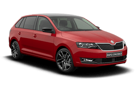 Skoda Rapid NH Facelift Spaceback
