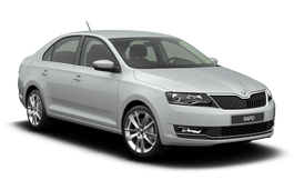 Skoda Rapid NH Facelift Berline