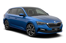 Skoda Scala wheels and tires specs icon