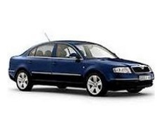 Skoda Superb 3U Berline