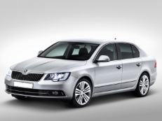 Skoda Superb 3T Liftback