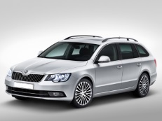 Skoda Superb 3T Estate
