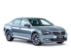 Skoda Superb 3V Liftback
