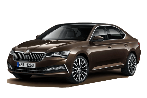 Skoda Superb 3V Restyling Berline