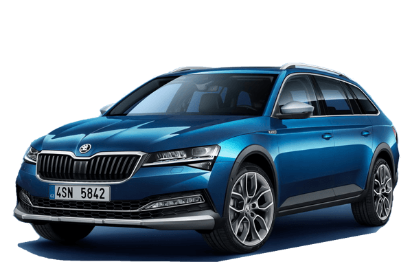 Skoda Superb 3V Restyling Estate