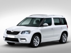 Skoda Yeti wheels and tires specs icon