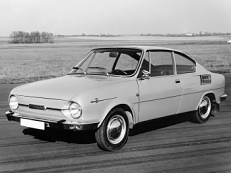 Skoda 100 Series I Coupe