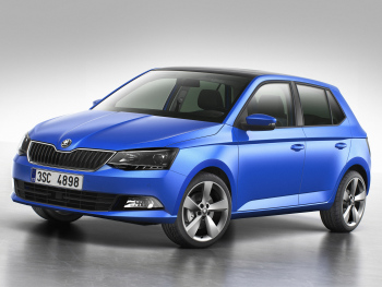 Skoda Fabia NJ Hatchback