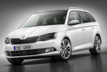Skoda Fabia NJ Estate
