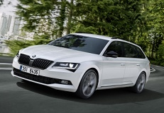Skoda Superb 3V Estate