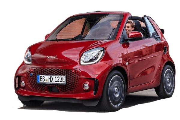 Smart Fortwo III Restyling Convertible