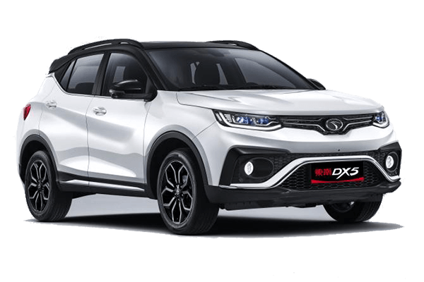 Soueast DX5 wheels and tires specs icon