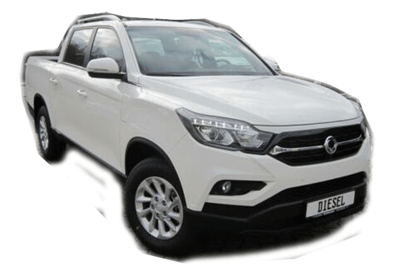 SsangYong Musso Grand Pickup