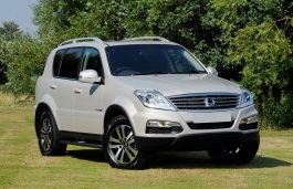 SsangYong Rexton W wheels and tires specs icon