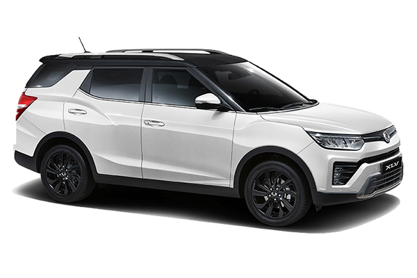 SsangYong XLV Restyling SUV
