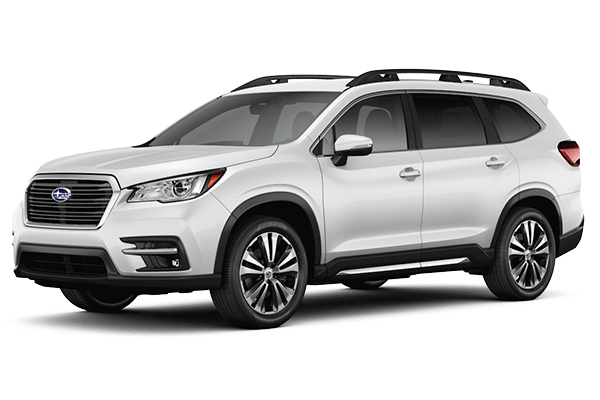 Subaru Ascent wheels and tires specs icon