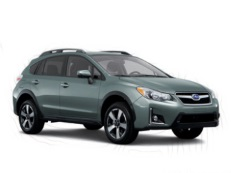 Subaru Crosstrek wheels and tires specs icon