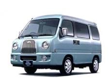 Subaru Dias Wagon TW MPV