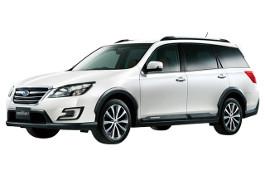Subaru Exiga Crossover 7 SUV