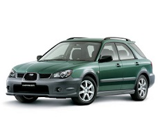 Subaru Impreza G2 (GG) Hatchback