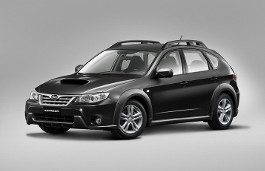 Subaru Impreza XV wheels and tires specs icon