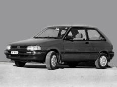 Subaru Justy KA Restyling (KA7) Hatchback