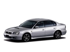 Subaru Legacy wheels and tires specs icon