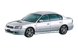 Subaru Legacy B4 BE Saloon