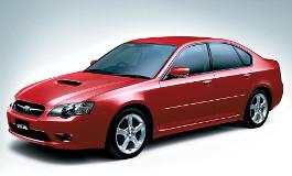 Subaru Legacy B4 BL Limousine