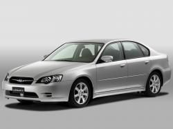 Subaru Legacy B4 иконка