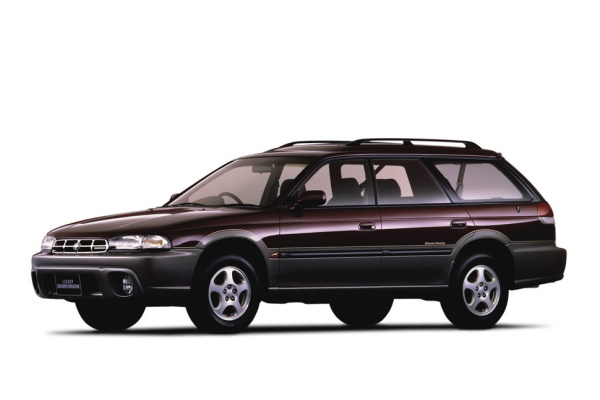 Subaru Legacy Grand Wagon BG Estate