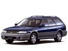 Subaru Legacy Lancaster BG Estate