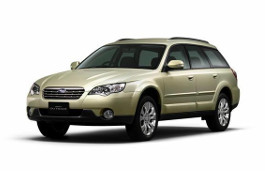 Subaru Legacy Outback BP Estate