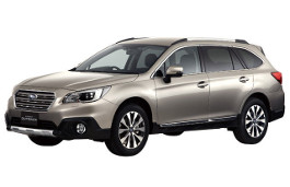 Subaru Legacy Outback BS Estate
