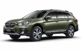 Subaru Legacy Outback BS Facelift Estate