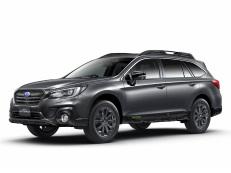 Subaru Legacy Outback BS Facelift X-Break