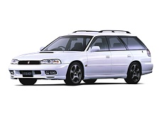Subaru Legacy Touring Wagon BG Estate