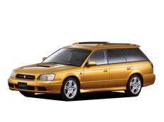 Subaru Legacy Touring Wagon BH Estate
