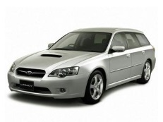 Subaru Legacy Touring Wagon wheels and tires specs icon