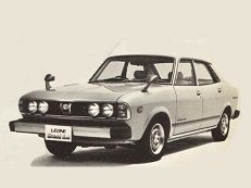 Subaru Leone I Saloon