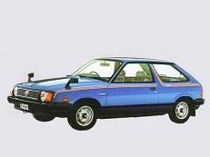 Subaru Leone II Hatchback