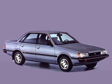 Subaru Leone III Saloon