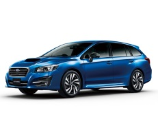 Subaru Levorg wheels and tires specs icon