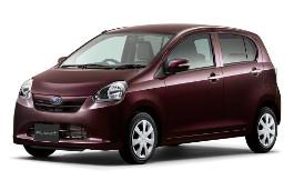 Subaru Pleo Plus I Hatchback