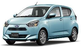 Subaru Pleo Plus II Hatchback