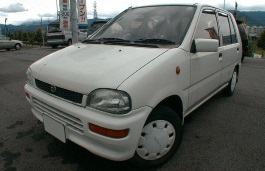 Subaru Rex Hatchback